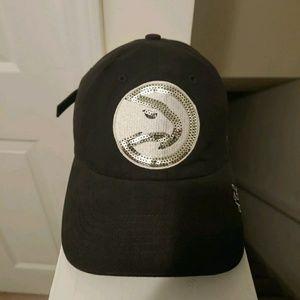 New Atlanta Hawks Sparkle 47 Clean Up Women's Hat